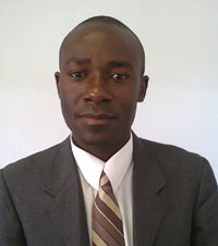 Johnston Kamwendo, Accounts Assistant